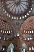 Istanbul, Sultan Ahmet Camii. — Stock Photo