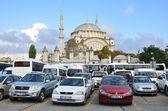 Istanbul, Nurosmanie Camii (Mosque). — Stock Photo