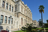 Dolmabahche Palace in Istanbul. — Stock Photo