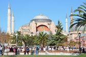Istanbul, Aya Sofya museum. — Stock Photo