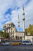 伊斯坦堡,nusretiye 清真寺. — 图库照片