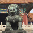 The Forbidden city. The Palace museum. Beijing, China. — Stock Photo #21009625