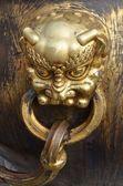 Китай, ритуальные чаши фрагмент императорского дворца в Пекине. — Стоковое фото