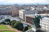 Panorama of St. Petersburg. — Stock Photo