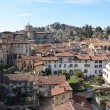 Italy, panorama of Bergamo. — Stockfoto