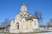Spaso-Andronicov monastery in Moscow. — Stock Photo