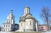 モスクワでこの andronicov 修道院. — ストック写真