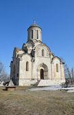 Mosteiro spaso-andronicov em moscovo. — Foto Stock