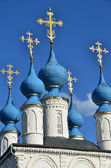 Den pokrovskaya kyrkan i yuryev-polsky. golden ring av ryssland. — Stockfoto