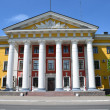 Stock Photo: Panoramof Vladimir, building of Department of Internal Affairs (Рolice).