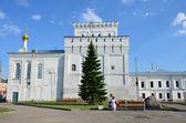 Znamenskaya Turm der irdenen Stadt (1660-Jahr), Jaroslawl. — Stockfoto