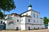 L'église de kirill et afanasiy dans le monastère de kirillo-afanasyevsky à iaroslavl. anneau d'or de la russie. — Photo