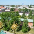 Royalty-Free Stock Photo: Panorama of Yaroslavl. Golden ring of Russia.