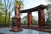 Vladivostok, the monument to the heroes of the Russion-Japanese war — Stock fotografie