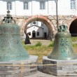 Solovetsky monastery bells — Stock Photo