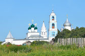 Nikitsky monastery in Pereslavl-Zalessky, Golden ring of Russia — Stockfoto