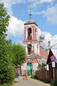 Chiesa dei quaranta martiri di sebaste pereslavl zalesskij, golden ring della russia. — Foto Stock