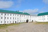 Monasterio de solovetsky, rusia. — Foto de Stock
