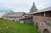 Solovetsky monastery, Russia — Stock Photo