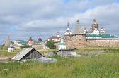 Russia, Solovetsky monastery — Stock Photo