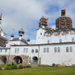 Stock Photo: Russia, Solovetsky monastery