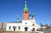 Holy ascension (Svyato-Voznesenskaya) church in Murom, 1729 — Stock Photo