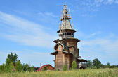 Sergievskaya Church near the village of Vzglyadnevo,Sergiyev-Posad district, Moscow region — Stock Photo