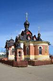 St. Seraphim of Sarov Church in Alexandrov — Stock Photo
