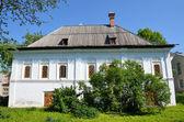 Casa de Ivanov, un monumento arquitectónico del siglo Xvii, es ahora una Comisión de patrimonio histórico y cultural de Yaroslavl — Foto de Stock