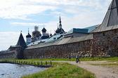 Solovetsky monastery, Russia. — Stock Photo