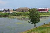 Russia, landscape of Solovki — Stock Photo