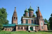 Yaroslavl, Church of Nikola Wet, 17century — Stock Photo