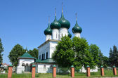 Yaroslavl, Fedorovsky cathedral — Stock Photo