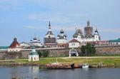 Monastero di solovki, russia. — Foto Stock
