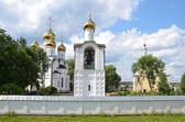 Pereslavl zaleski, monasterio de nikolsky, anillo de oro de rusia — Foto de Stock