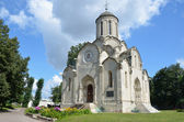 Spassky Cathedral, Spaso-Andronnikov monastery in Moscow — Stock Photo