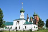 Yaroslavl, the Church of god's mother fromf Tikhvin, 17century — Stock Photo
