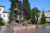 Kostroma, Yury Dolgoruky monument — Stock Photo