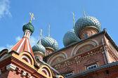 教会的黛布拉在科斯特罗马,俄罗斯金环 voskreceniya — 图库照片