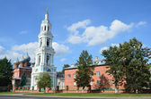 Kostroma, Znamensky wemen monastery in summer. — Stock Photo