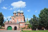 Kostroma, Church of the Resurrection (Voskreseniya) on Debra, 17 century — Stock fotografie