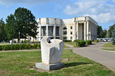 The Philharmonic Society building in Kostroma — Stock Photo