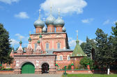 Kostroma, Church of the Resurrection (Voskreseniya) on Debra, 17 century — Stock Photo