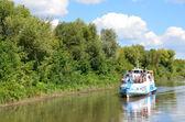 Ryazan, paseos por el río oka — Foto de Stock