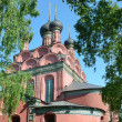 Epiphany Church in Yaroslavl, 17 century, the golden ring of Russia — Stock Photo