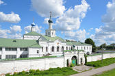 Spaso-Preobrazhensky monastery in Pyazan — Stock Photo