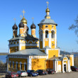 Church of St. Nicolas the Wonderworker in Murom, 18 century — Foto de Stock