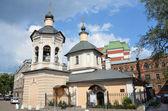 Sergiy Radonejsky Church in Korovniky in Moscow. — Foto de Stock