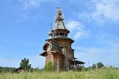 Sergiy Radonejsky Church near the village of Vzglâdnevo. Moscow region. — Stock Photo
