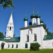 Stock Photo: Yaroslavl, Church of NikolMinced (Rublenny), golden ring of Russia
